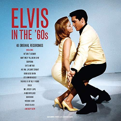 (Elvis In The '60S (Red Vinyl) - Elvis Presley)