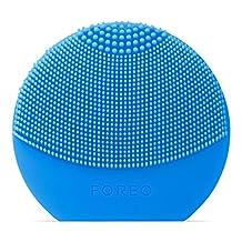 FOREO LUNA Play Plus, Portable Facial Cleansing Brush, Aquamarine