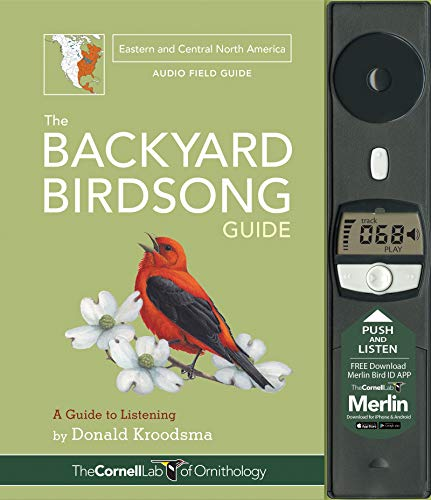 - BACKYARD BIRDSONG GUIDE EASTERN AND CENT (cl)