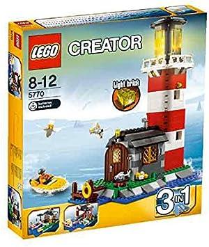 LEGO Lighthouse Island 518pieza(s) Juego de construcción - Juegos ...