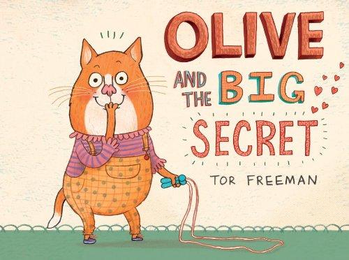 Olive and the Big Secret