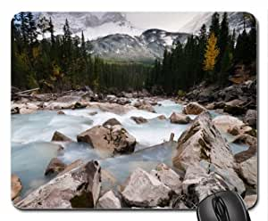 Icy River Mouse Pad, Mousepad (Rivers Mouse Pad)