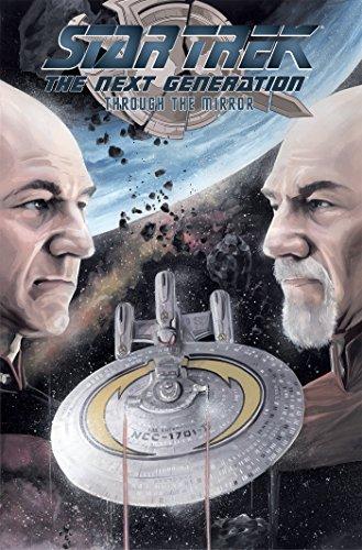 STAR TREK TNG THROUGH THE MIRROR TP (Star Trek The Next Generation)