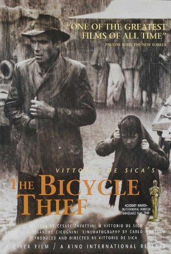 The Bicycle Thief POSTER Movie (27 x 40 Inches - 69cm x 102cm) (1949) (Style B)
