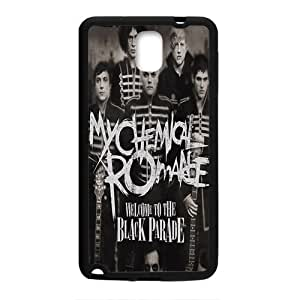 Black Parade Fahionable And Popular Back Case Cover For Samsung Galaxy Note3