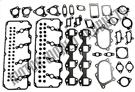 Amazon Com Duramax Lbz Or Lly Head Gasket Set With Head Bolts 037