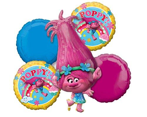 Anagram 91113 Licensed Balloon Bouquet, -