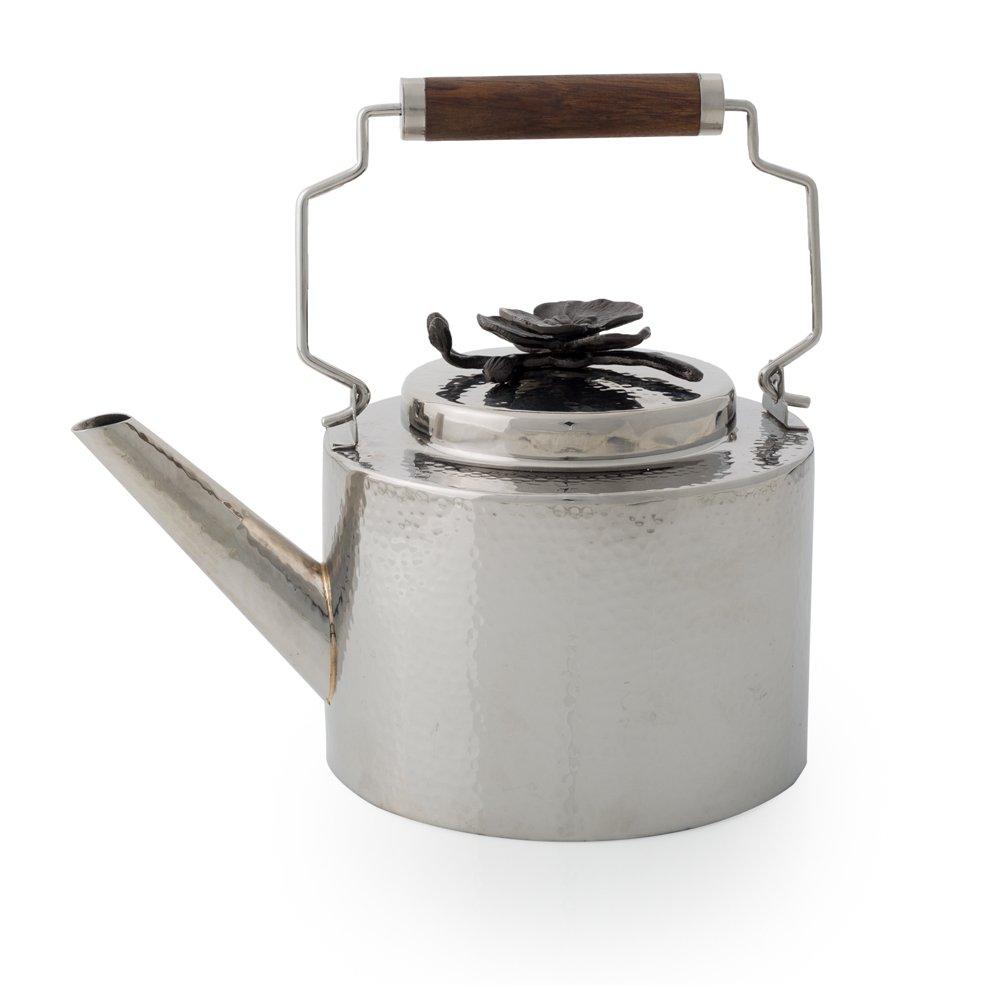 Michael Aram Black Orchid Teapot