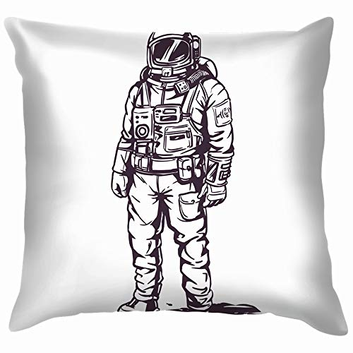 Colonist Costumes Ideas - Astronaut Spaceman Suit White The Arts