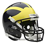 Schutt NCAA Michigan Wolverines Replica Helmet