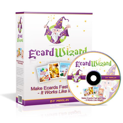 Ecard Wizard Greeting Card Software
