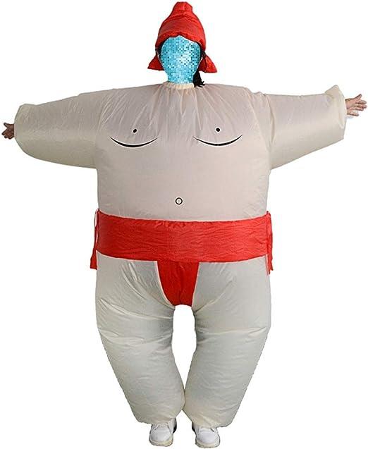 Disfraz de Sumo Inflable para Adultos para Lucha, Disfraz de ...