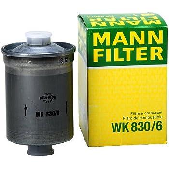 WK 929 X Filtro de combustible nuevo Mann-Filter