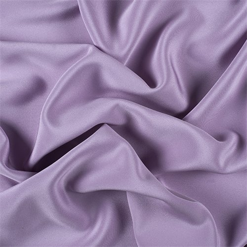 Lavender 4 Ply Silk Crepe, Fabric By the ()