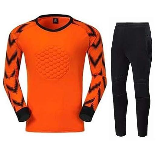 AIALTS Kid Adult Soccer Portero Conjuntos Uniforme Jersey ...