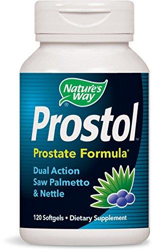 Dual Action Prostate Formula - Nature's Way Prostol, 120 Softgels