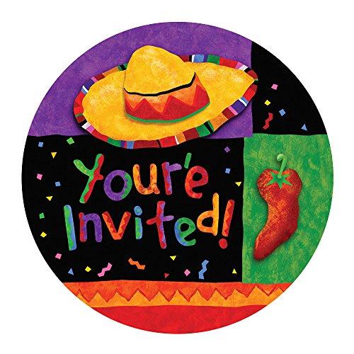 Mexican Fiesta Invitations - 6
