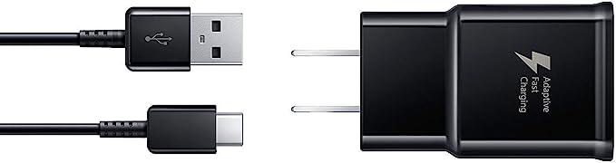 Amazon.com: Samsung - Cargador de pared para Samsung Galaxy ...