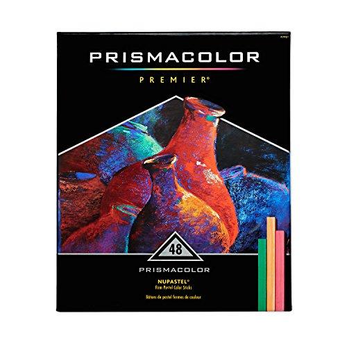 Prismacolor 27051 Premier NuPastel Firm Pastel Color Sticks, Box of 48 Color Sticks by Prismacolor (Image #12)