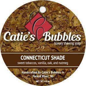Catie's Bubbles Shaving Soap, Connecticut Shade by Catie's Bubbles