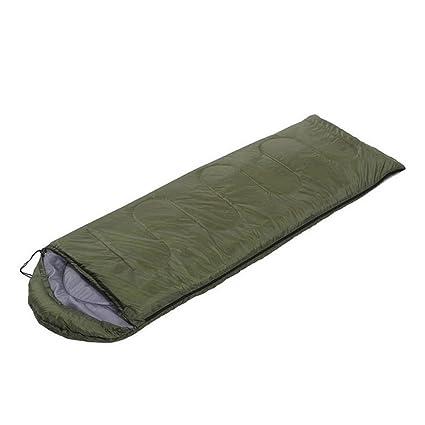 FOONEE Saco de Dormir Ultraligero, Ligero, portátil, Impermeable, cómodo con Bolsa de
