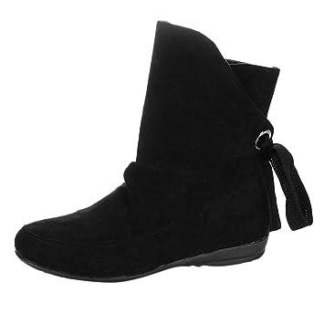 Mujer y Niña otoño fashion Botines,Sonnena ❤ Zapatos de señora de las mujeres