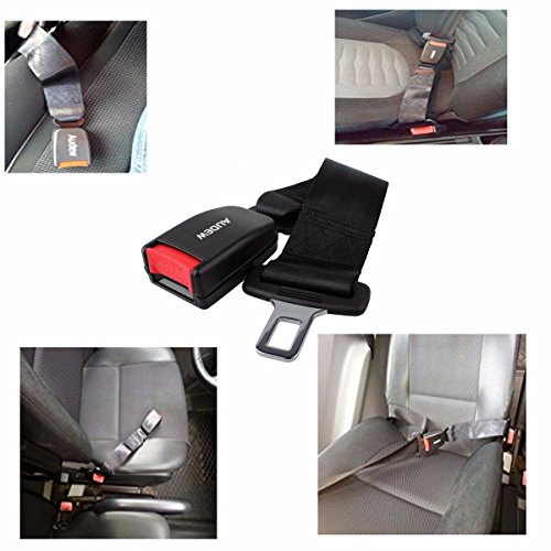 [AUDEW Car Seat Belt Extender Safety Seatbelt Extension 360mm 14