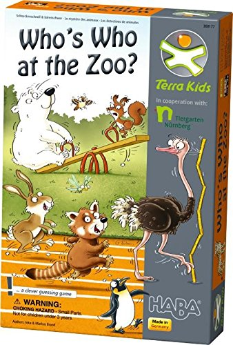 zoo board game - 4