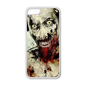 Hallowmas Iphone 5C Hard Back Case Cover for Zombies Image