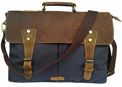 DEVIL HUNTER , Borsa Messenger  Marrone BROWN