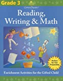 Gifted and Talented: Grade 3 Reading, Writing and Math (Flash Kids Gifted and Talented), Flash Kids Editors, 1411495551