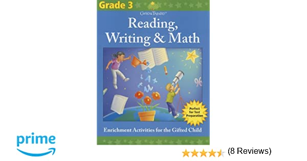 Gifted & Talented: Grade 3 Reading, Writing & Math (Flash Kids ...