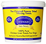 Stewart Freeze Dried Treats 11.5oz Chicken Liver