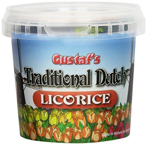 Густав в голландские солодки Кошки, 7-унция контейнеры (Pack 6)