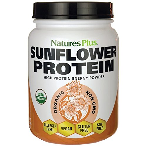 Sunflower Protein Organic Nature's Plus 1.22 lb Powder
