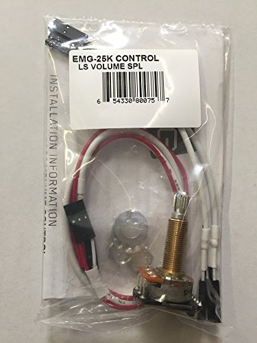 EMG Split Shaft 25K Volume (Emg Control)