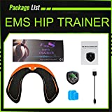 SHENGMI ABS Stimulator Hips Trainer,EMS Backside