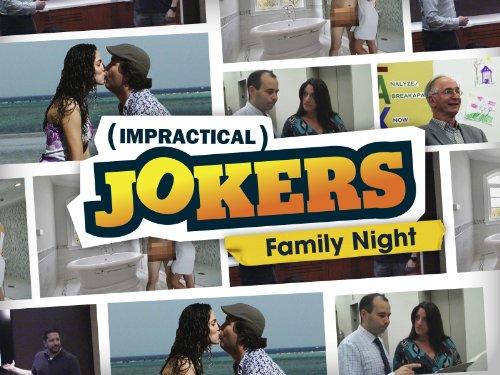 Amazon Com Impractical Jokers Family Night