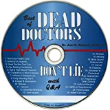 Dead Doctors Don't Lie - Dr Wallach Audio CD Youngevity Dr Joel Wallach