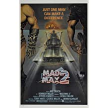 Mad Max 2: The Road Warrior Movie Poster (11 x 17 Inches - 28cm x 44cm) (1982) Style F -(Mel Gibson)(Bruce Spence)(Emil Minty)(Vernon Wells)(Virginia Hey)(Max Phipps)