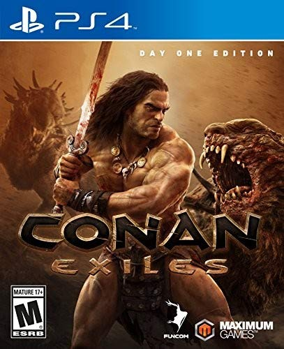 - Conan Exiles Day One Edition