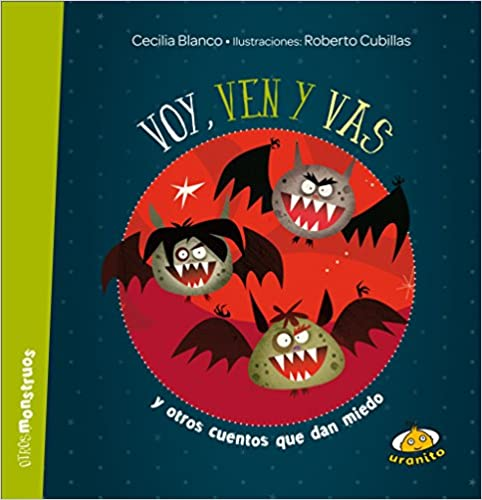 Voy, ven y vas (Spanish Edition)
