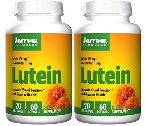 Jarrow Formulas Lutein Softgels Pack product image