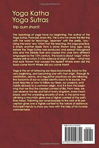 Yoga Kathas, Yoga Sutras: Amazon.es: Trip Aum Shanti: Libros ...