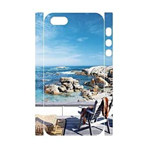 Diy Fantasy Scenery Phone Case For HTC One M7 Cover 3D Shell Phone JFLIFE(TM) [Pattern-1]
