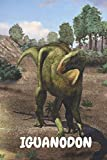 Iguanodon: Dinosaur Notebook for Kids and for Adults: Notebook for Coloring Drawing and Writing (110 Pages, Blank, 6 x 9) (Dinosaur Notebooks) paper ... and ideas for ... notepad for women and kids