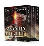 Over 1000 pages of Epic Fantasy - THREE COMPLETE NOVELS IN ONE!BOOK 1: StormwielderFor five hundred years the Gods have united the Three Nations in harmony.Now that balance has been shattered, and chaos threatens.A town burns and flames light...