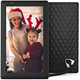 Nixplay Seed 7 inch WiFi Digital Photo Frame - Black