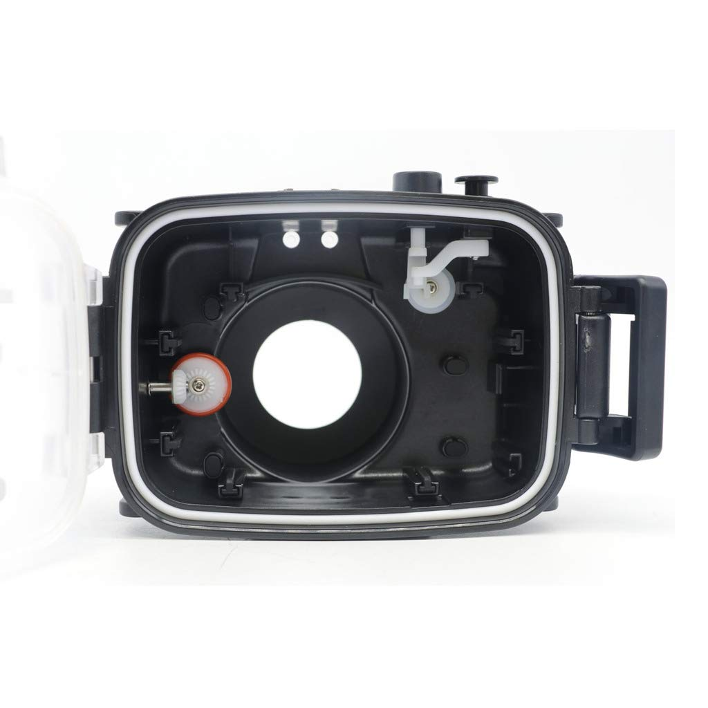 Amazon.com: Polaroid Dive - Carcasa impermeable para Canon ...