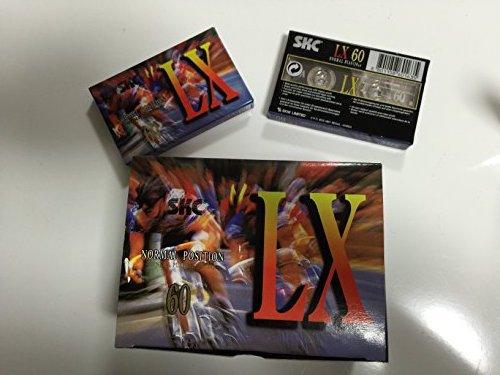 10-pack-vintage-korean-skm-limited-blank-cassette-tapes-skc-lx-60-min